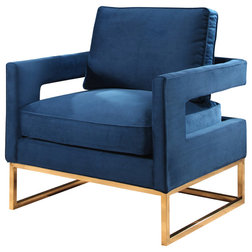 Contemporary Armchairs And Accent Chairs by Abbyson Living