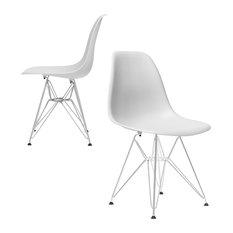 Laura Davidson Chelsea Eiffel DSR Side Chairs Set Of 2