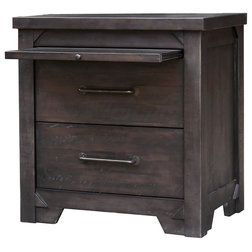 Traditional Nightstands And Bedside Tables by Houzz