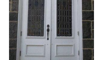 Updating Church Front Door
