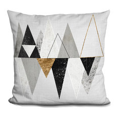 Lilipi - Range Ii Decorative Accent Throw Pillow - Decorative Pillows