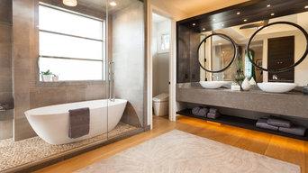 PORT DUNLEIGH   master bathroom