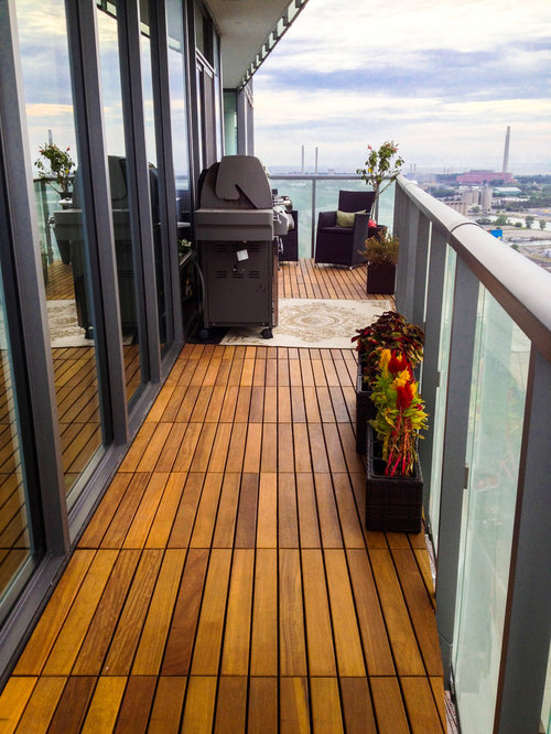 50 Toronto Condo Balcony Design Ideas Remodel Pictures