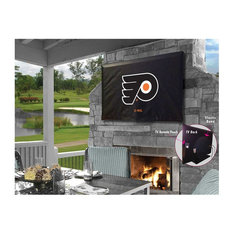 "Philadelphia Flyers TV Cover for TV Sizes 60""-65"" by Covers by HBS"