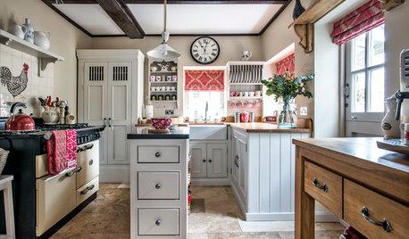 7,5 qm-Küche mit Shaker-Einflüssen in Sussex
