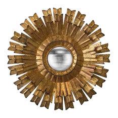 EMDE Convex Flower Soleil Mirror