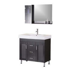 Modern Single Sink Bathroom Vanities 36 inch bathroom vanities | houzz