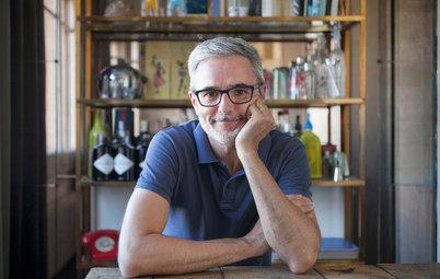 En casa de... Mikel López Iturriaga: Bloguero de 'El Comidista'