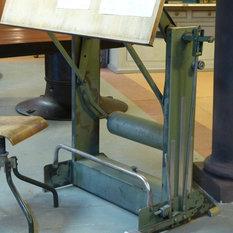 Table A Dessin Industriel table à dessin industrielle