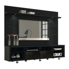 Entertainment Centers and TV Stands with Wheels | Houzz
