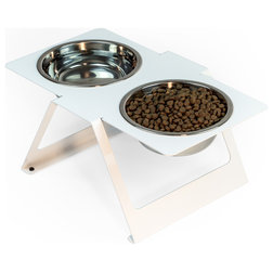 Contemporary Pet Bowls And Feeding by Dripmodule