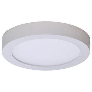Sky Spot Ceiling Lamp, 3200K LED, White, Small