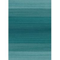 Ruggable Washable Indoor/Outdoor Ombre Blue Rug Set, 5'x7'