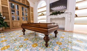 Реализованный проект в московском районе - Квартира в средиземноморском стиле