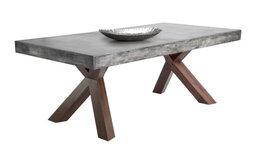 Concrete Edge Dining Table