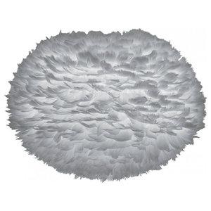 Grey Eos Lampshade, 65 cm