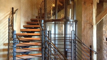 Glass Elevators by Nationwide Lifts