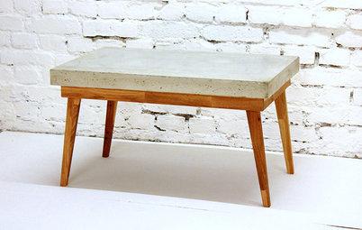 Habenwollen: 16 unverwüstliche Möbel aus Beton