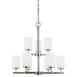 Amazing Contemporary Chandeliers by Sea Gull Lighting