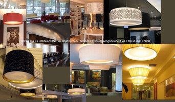 I migliori negozi di illuminazione e lighting designer a