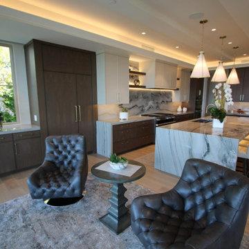 168 - Newport Beach - Design-Build complete Home Kitchen & Bathrooms remodel