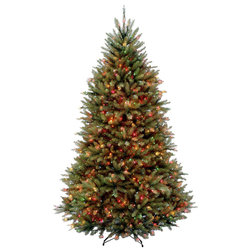 Rustic Christmas Trees by National Tree Company