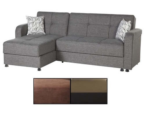 Vision Sectional Sofa Bed By Istikbal Best Rated Price Point Products