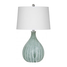 Nassau Table Lamp, Green   Table Lamps