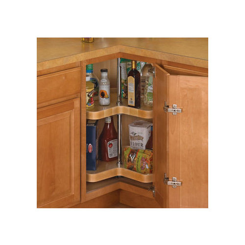 Pulls On Corner Lazy Susan Cabinet, How To Fix Pull Out Corner Kitchen Cupboard Handle