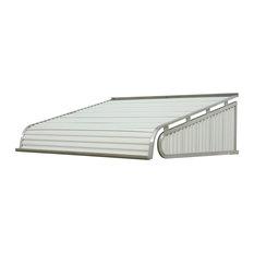 "1500 Series Aluminum Door Canopy 36""x42"" Projection, White"