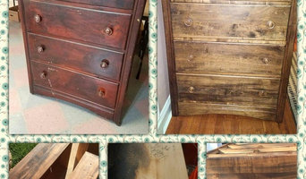 Restoration Antique Chest of drawers