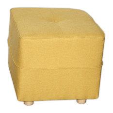 poufs et repose pied modernes. Black Bedroom Furniture Sets. Home Design Ideas