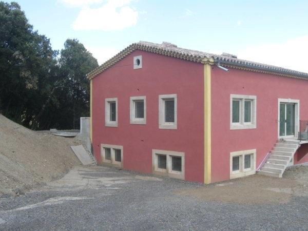 maison à Thoiras - PC modificatif