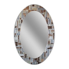 Head West, Inc. - Windsor Oval Mirror, 21