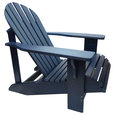 Classic Poly Adirondack Chair, Deep Blue