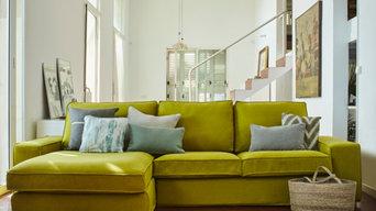 ¿Tienes un sofá IKEA? ¡Renuévalo con la tela que tú elijas!