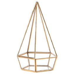 Contemporary Candleholders by Madeleine Home