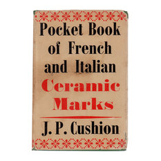 Decorative Book, French & Italian Ceramic Marks