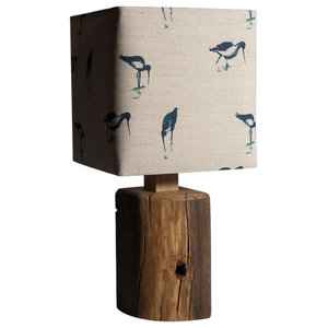 Beam Table Lamp, Wading Bird