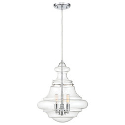 Transitional Pendant Lighting by Savoy House