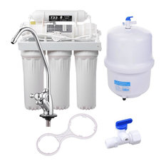 Water Filter System Reverse Osmosis 5 Stage 50 GPD for Home Drinking Filtration