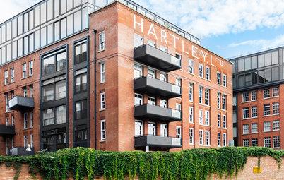 Casas Houzz: Un piso de ensueño de estilo nórdico en Londres