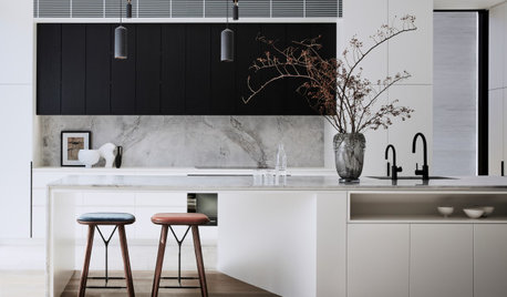 The Perfect Spot for Your Kitchen Sink and Cooktop