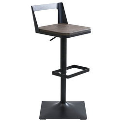 Industrial Bar Stools And Counter Stools by Furniture Domain