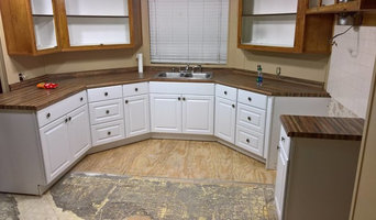 Before & After Kitchen Remodeling in Monroe, GA