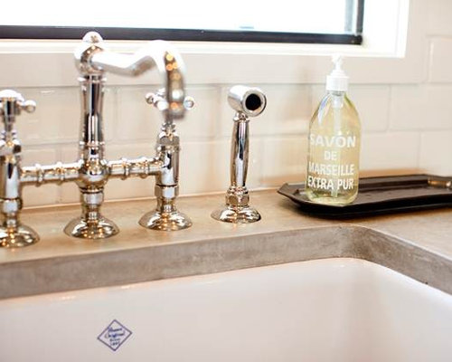 Country Kitchen Faucets | Houzz
