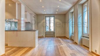 2 bedroom flat in Geneva