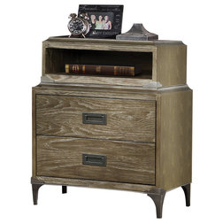 Industrial Nightstands And Bedside Tables by GwG Outlet