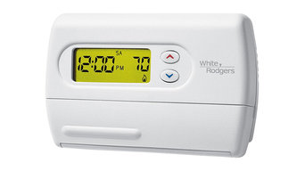 Emerson 5-1-1 Day Programmable Thermostat for Single-Stage Systems