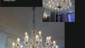 catalogo di arte e luce designer